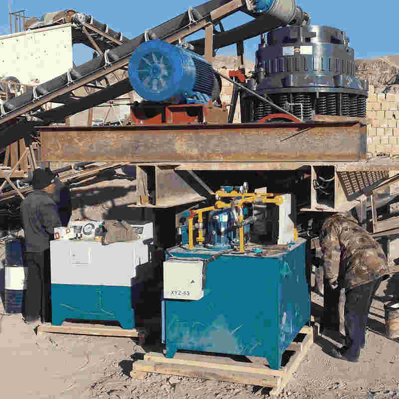 Common Senses on Lubrication System of Symons Crushers